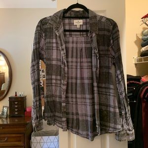 American Eagle Lightweight Flannel